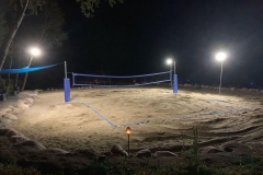 Night-Time-Volleyball-Court